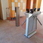 Instalación de Control de Accesos en Parque Acuático