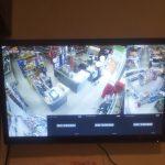 Instalación de sistema de video vigilancia en supermercados de la comarca