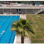 Instalación de sistema de registro para control de aforo en piscina de la comarca