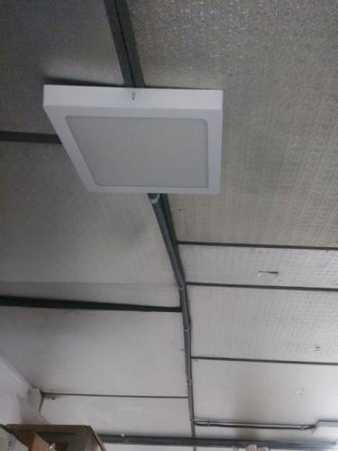 Panel de superficie LED
