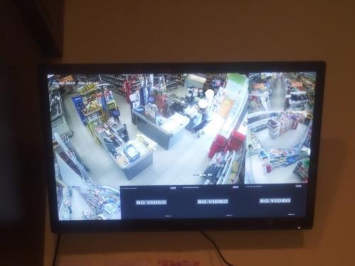 Monitor visualización imágenes