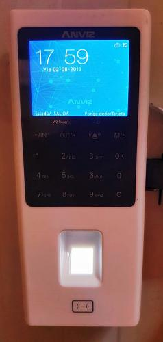 Dispositivo biométrico